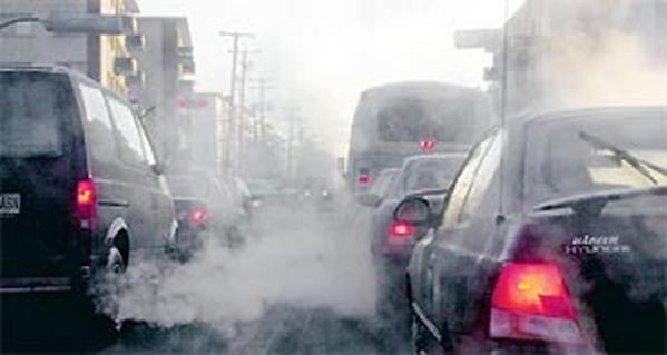 Pollution : futures restrictions de la circulation en ville
