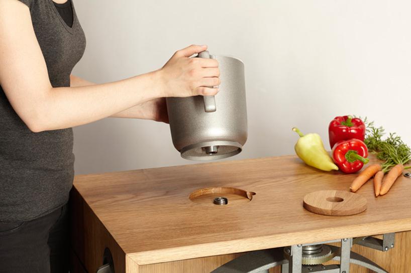 R2B2 : cuisiner sans électricité c'est possible !  (4/6)