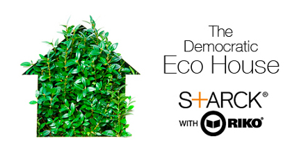Democratic Eco House : La maison écologique selon Starck  (1/2)