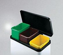 Poubelle tri s lectif cuisine envi2bio for Poubelle cuisine tri selectif