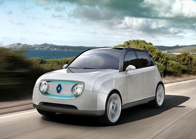 Naissance d'une nouvelle 4L électrique chez Renault ? (1/6)