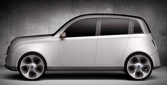 Naissance d'une nouvelle 4L électrique chez Renault ? (5/6)