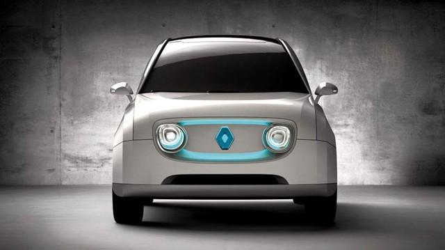 Naissance d'une nouvelle 4L électrique chez Renault ? (2/6)