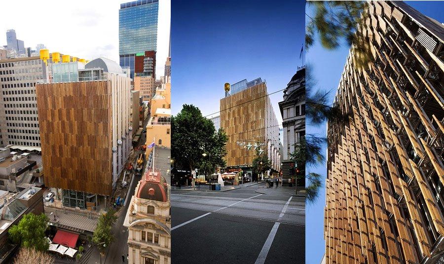 Les 10 bâtiments les plus écologiques au monde (3/6)