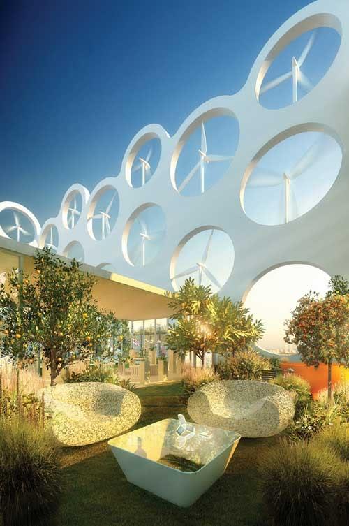 Les 10 bâtiments les plus écologiques au monde (4/6)