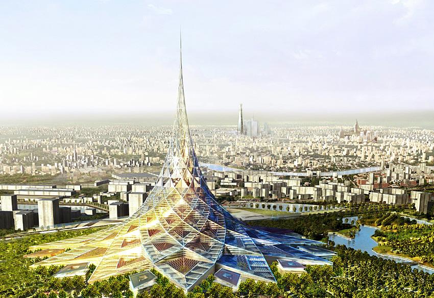 Les 10 bâtiments les plus écologiques au monde (2/6)