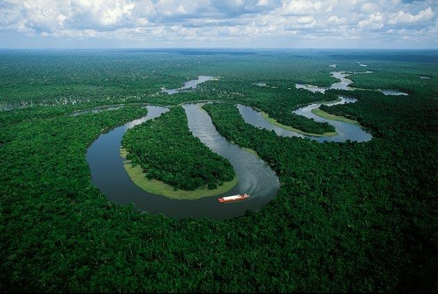 images fleuve amazone
