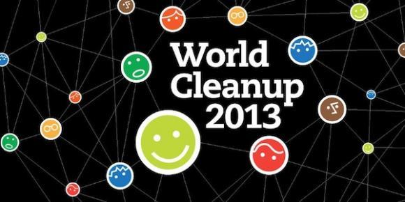 World Clean up 2013 : nettoyer le monde en un jour !  (1/5)