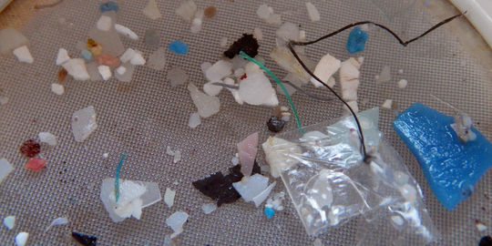 Pollution: tout savoir sur les continents de plastique  (2/6)